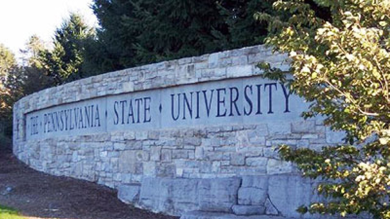 Penn State accreditation in jeopardy over sex abuse scandal