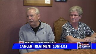 Local man battling cancer pleads with insurance over chemo coverage