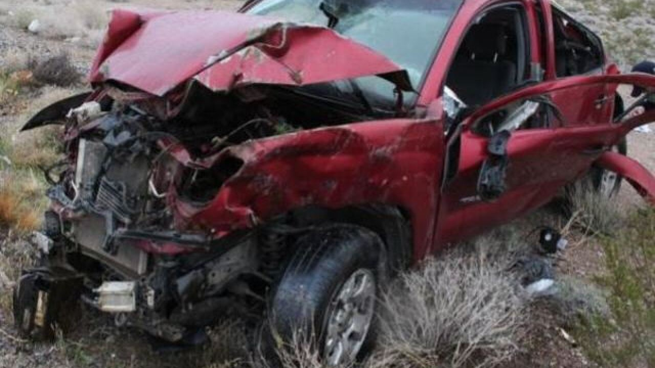UPDATE: Names of people killed on I-15 on Saturday released