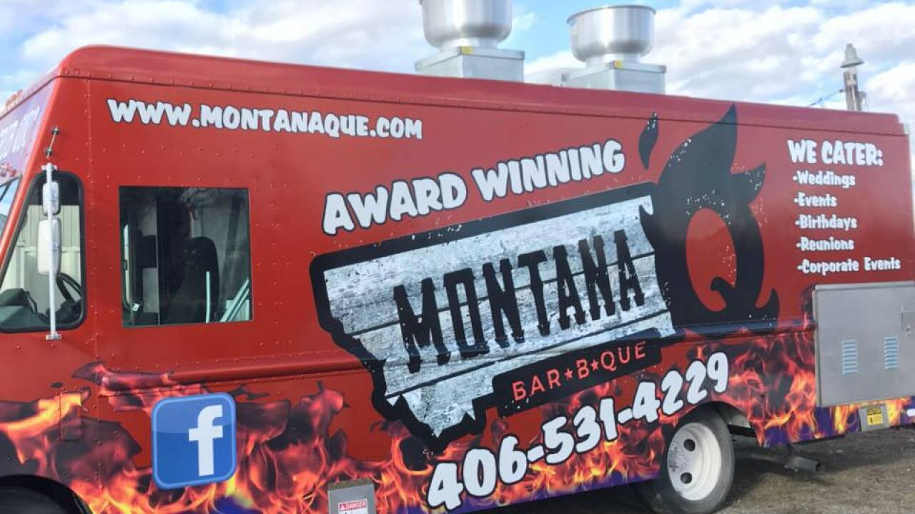 Montana Q's barbecue is an local business that competes for the best barbecue