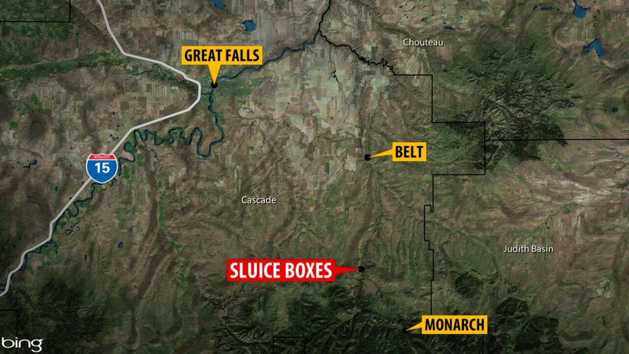 Body of lost hiker found in the Sluice Boxes