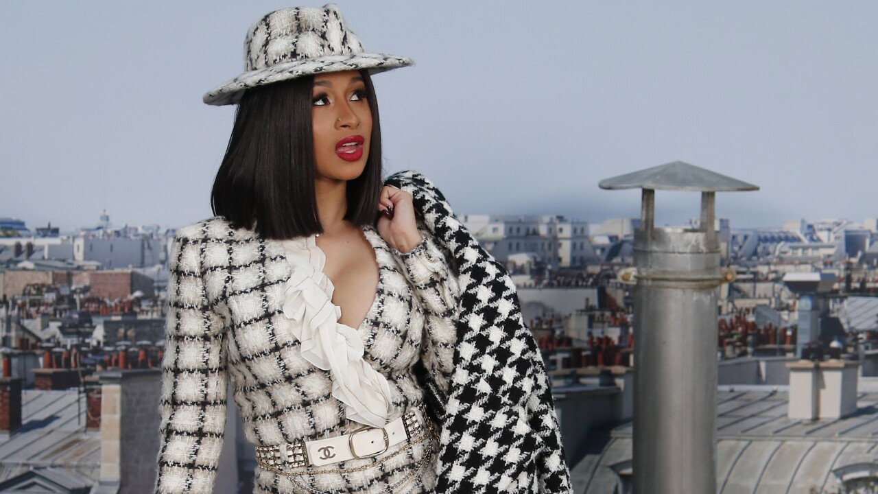 Cardi B pledges to seek Nigerian citizenship after US airstrike in Iraq