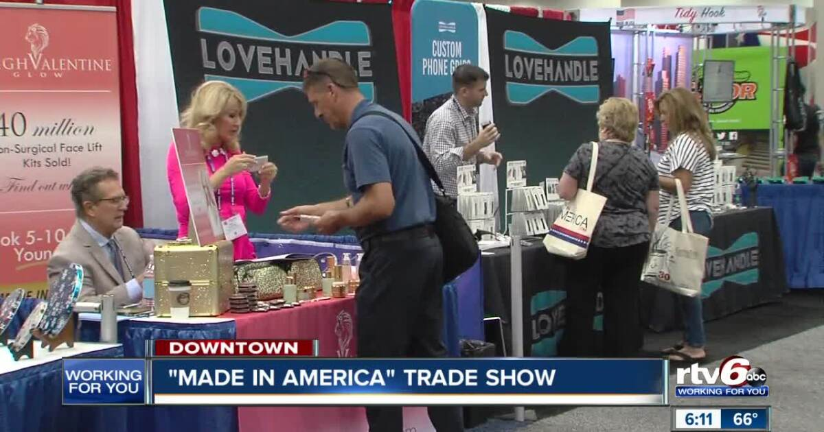 Made In America 2019 trade show in town this weekend