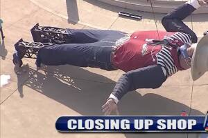 Big Tex packed away with state fair's closure
