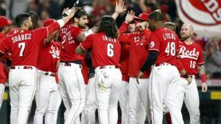 Nationals Reds Baseball