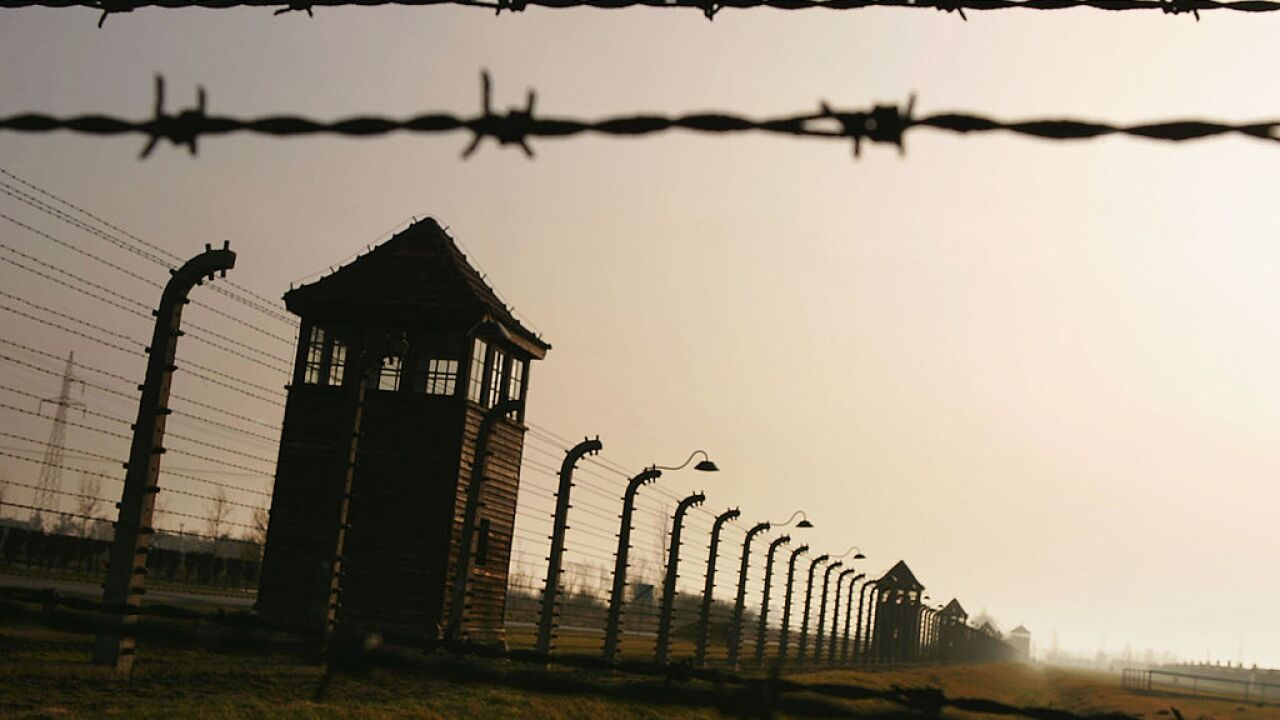 On the 75th anniversary of the liberation of Auschwitz, survivors return for remembrance ceremony