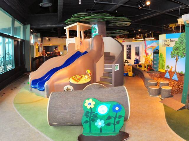 New Year's Eve at Noon at Betty Brinn Children's Museum