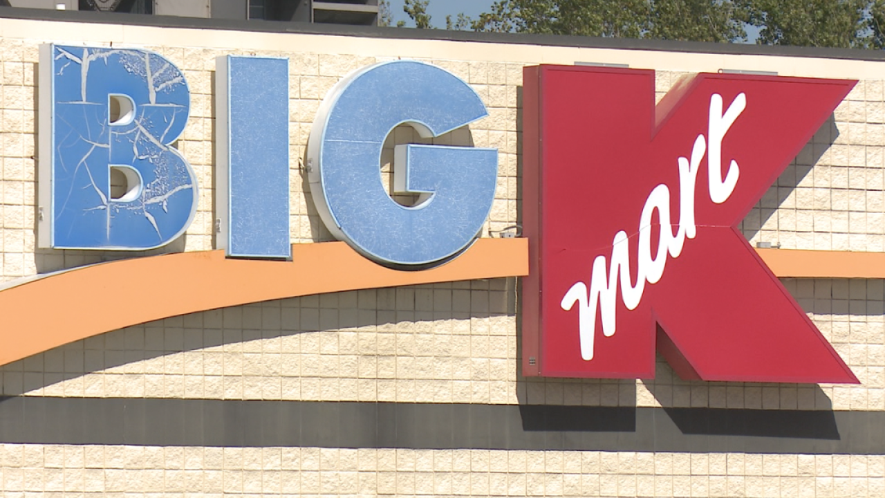 Kmart in Marshall
