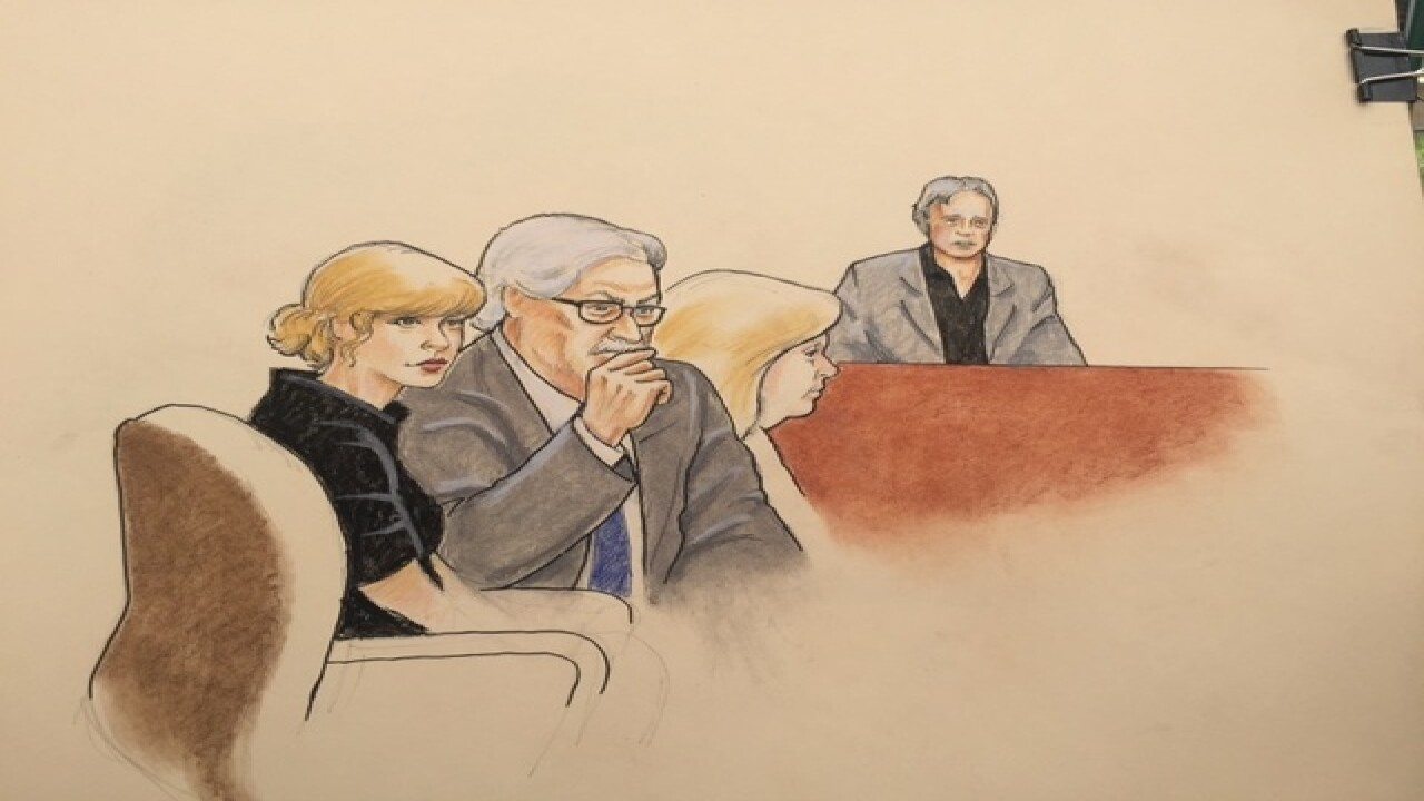 Taylor Swift trial: Day 6 live updates