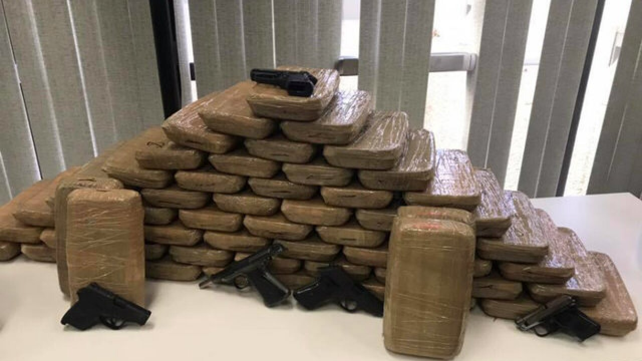 13 arrested, $10M in drugs seized in crackdown