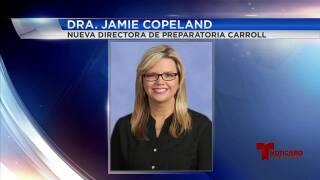 Jamie Copeland es la nueva directora de la Preparatoria Carroll