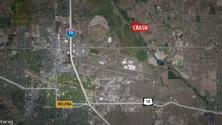 Helena teen who died in crash has been identified