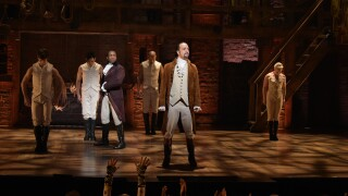 Disney bringing 'Hamilton' movie with original cast to theaters