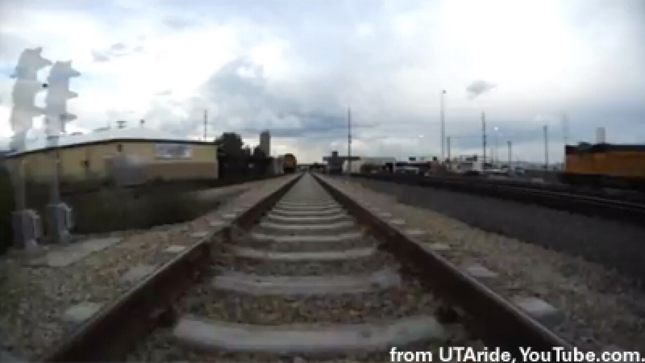 Video: FrontRunner South Time Lapse