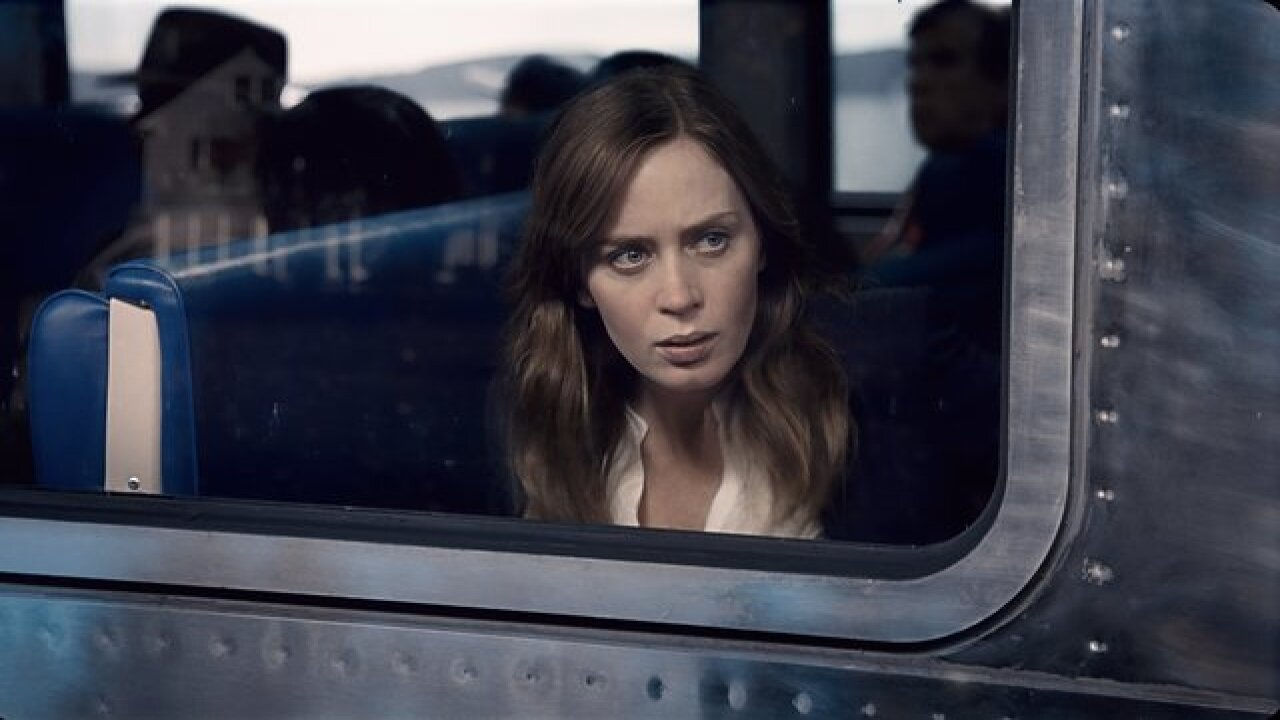 'The Girl on the Train,' 'Keeping Up with the Joneses' debut on home video