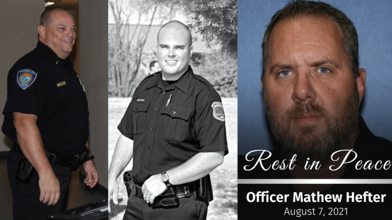 Three Arizona police officers lost to COVID-19 in one week