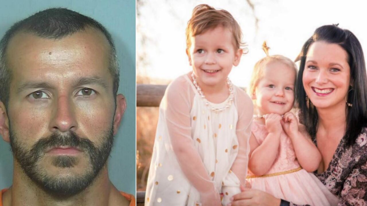 Convicted murderer Chris Watts has photos of slain family in his prison cell; petition calls for removal