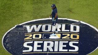 Rays quest for first World Series title continues Tuesday vs. Dodgers