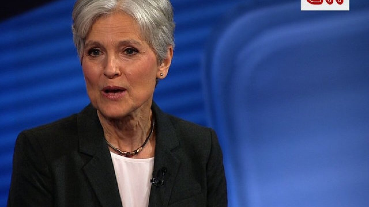 Judge blocks Stein's Pennsylvania recount effort