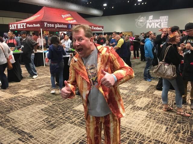Hundreds devour unique bacon creations at Baconfest Milwaukee
