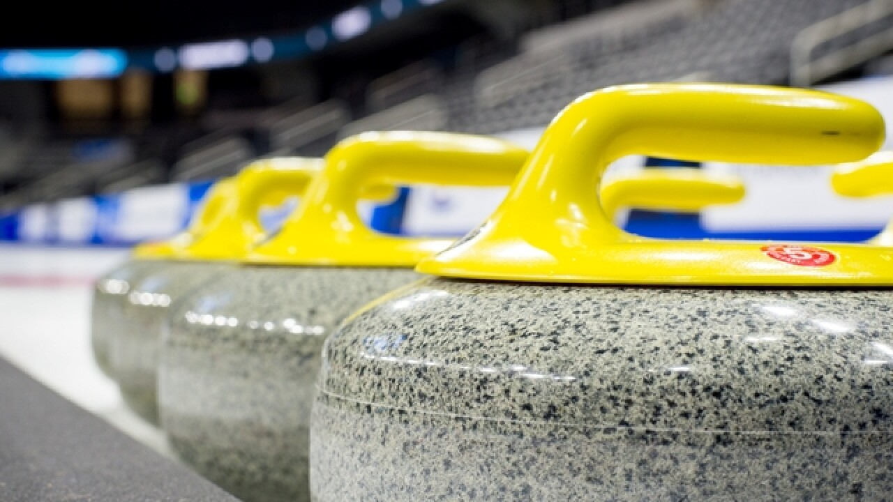 Curling: The science behind the ice and stones