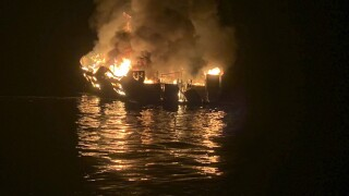 California boat owners faulted for fire that killed 34