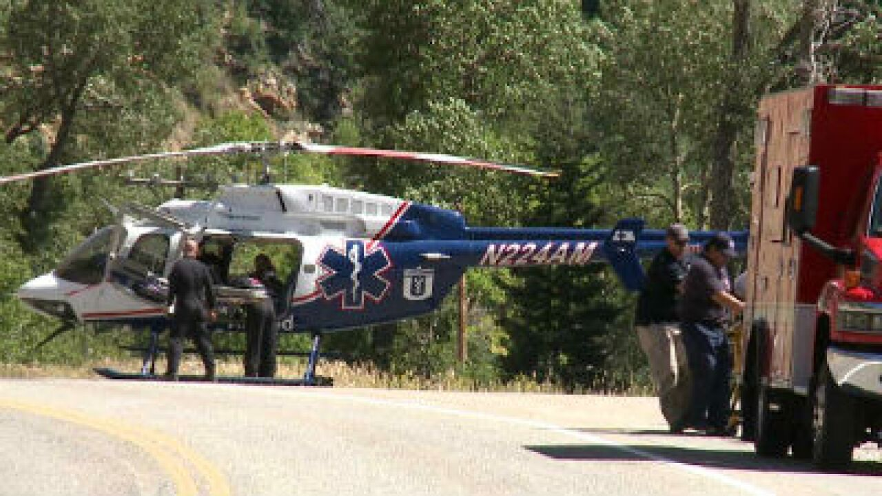 Man, 74, dies in ATV accident in Big Cottonwood Canyon