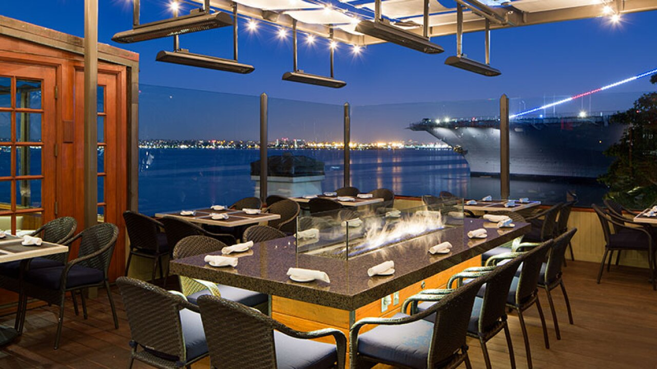 Dinner With A View 9 San Diego Restaurants Named Most