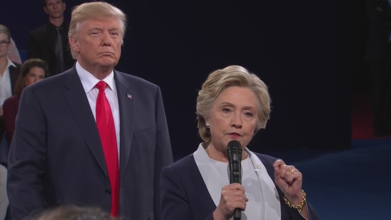Full coverage of 2nd presidential debate