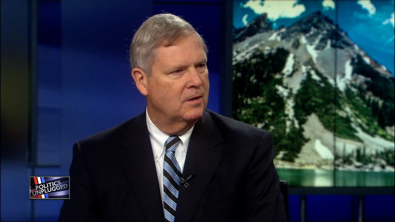 Former US Agriculture Secretary Tom Vilsack on Politics Unplugged