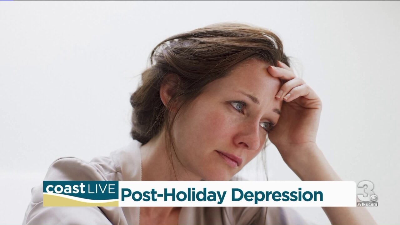 Coping with post-holiday depression on Coast Live