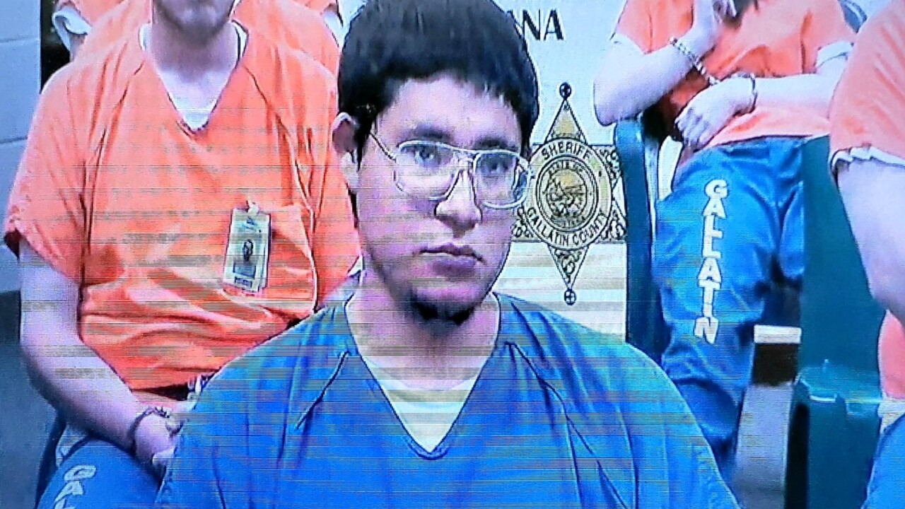 Daniel Sifuentes in court on Monday, October 7