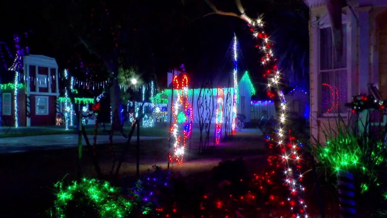 Christmas Town 2020 Drive-thru Light Show