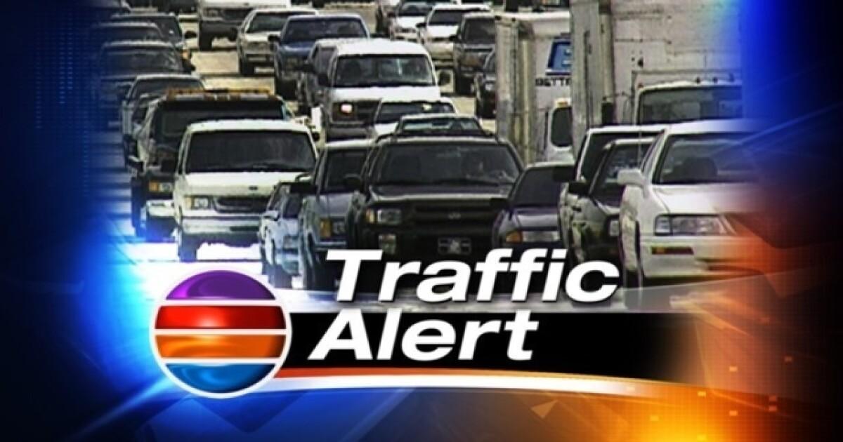 BREAKING: Crash on CA-99 Northbound at Exit 37 Lerdo Highway