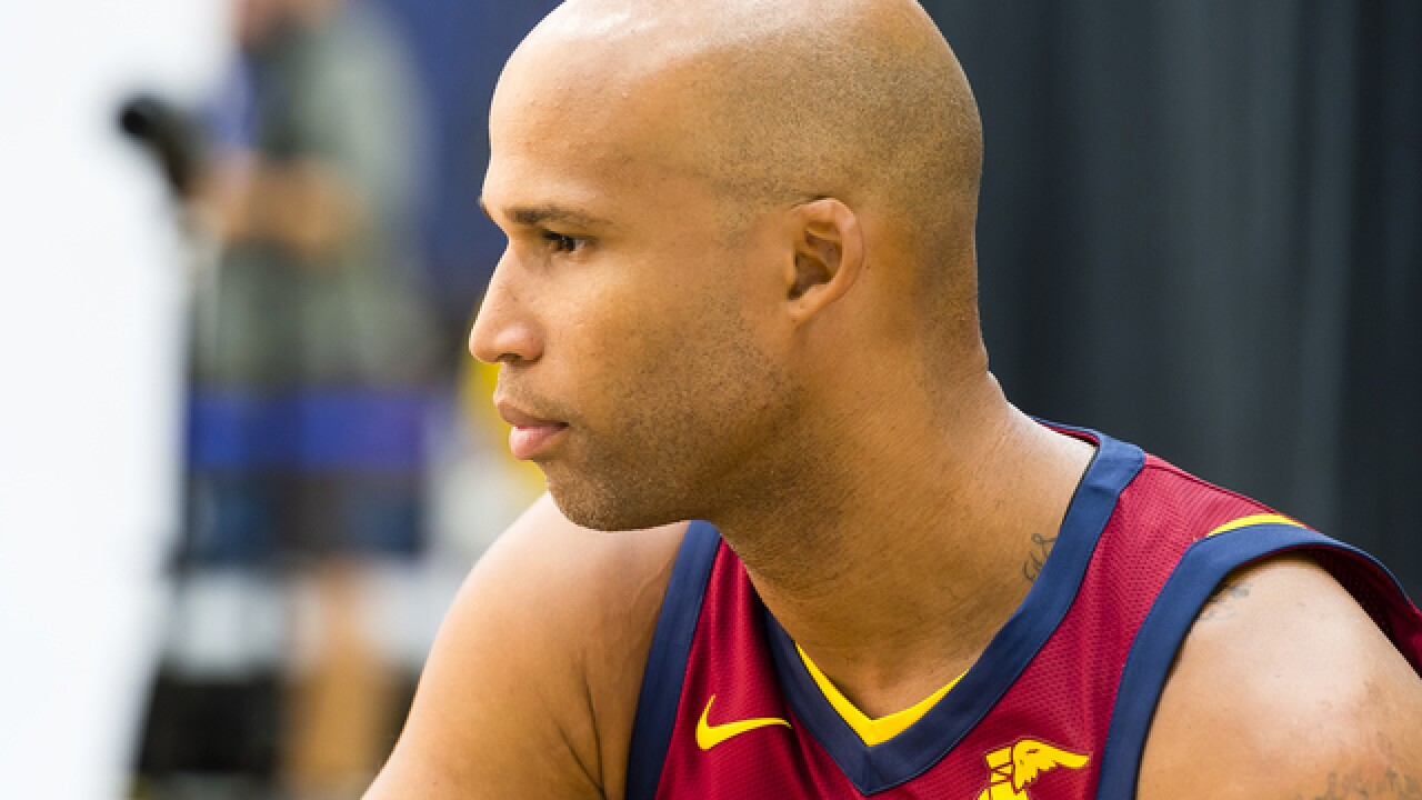 Father of former Cavs player Richard Jefferson killed in drive-by in Compton, TMZ reports