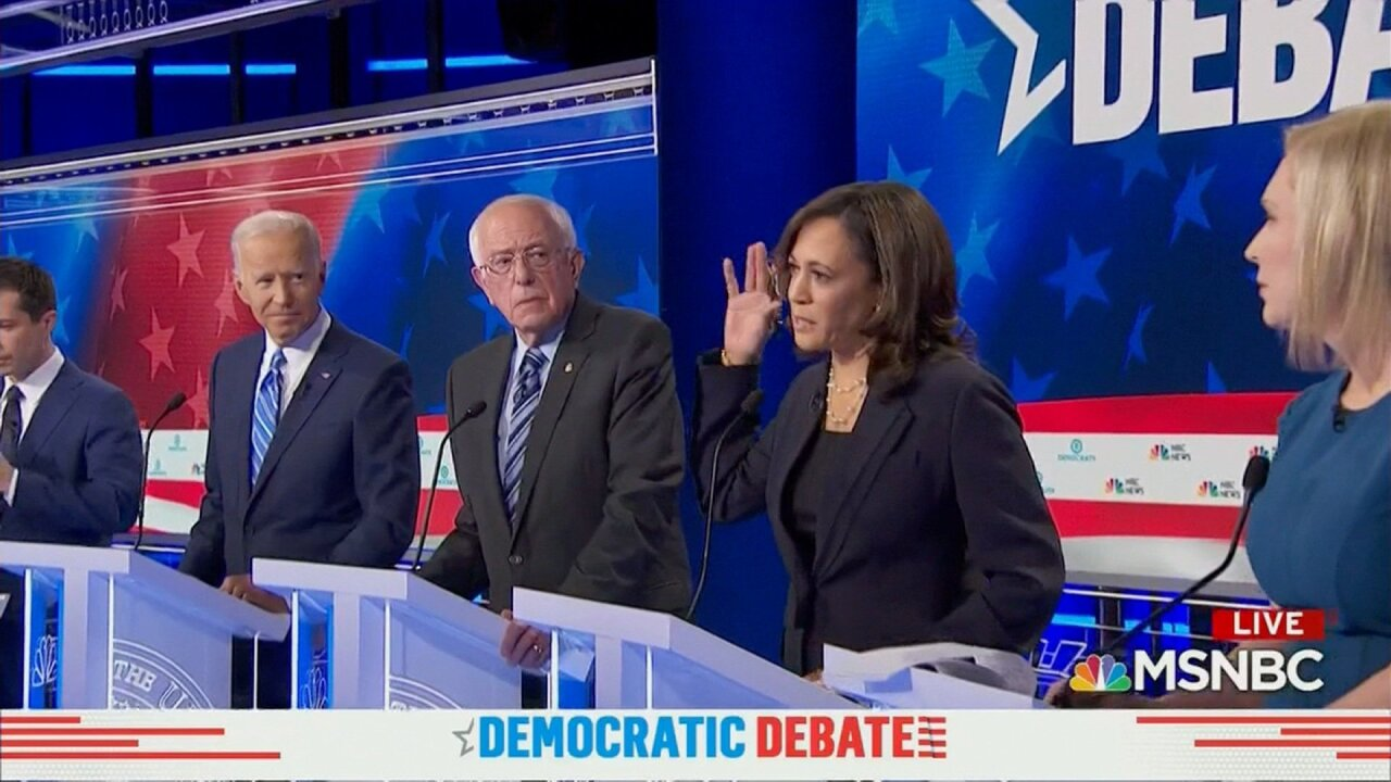 Winners and losers from night 2 of the 1st Democratic debate