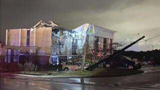 Winter Weather Alabama-Tornado