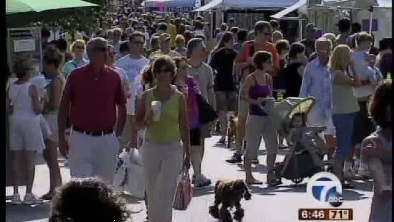 58th Annual Ann Arbor Art Fair