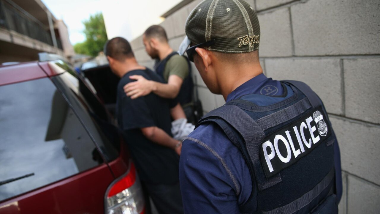 ICE begins raids to round up undocumented immigrants