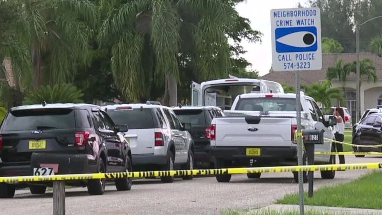 Cape death investigation involving deputy.JPG