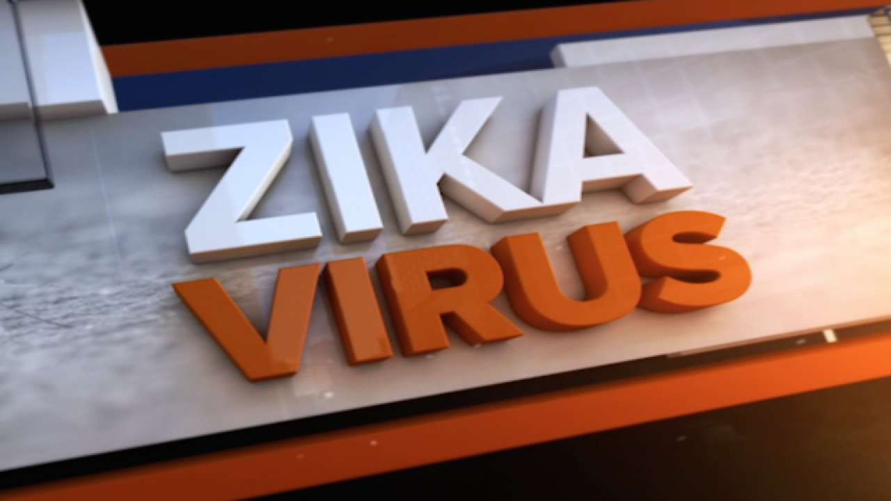 Study: Zika may cause temporary paralysis