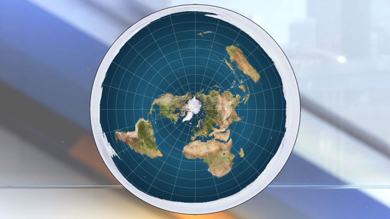 the flat earth map real world The Flat Earth Conspiracy Is Spreading Around The Globe Does It