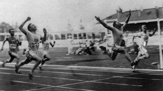 1920 Antwerp Olympics