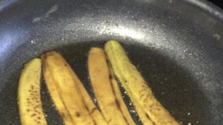 Recipe Makes Banana Peels Taste Like Bacon