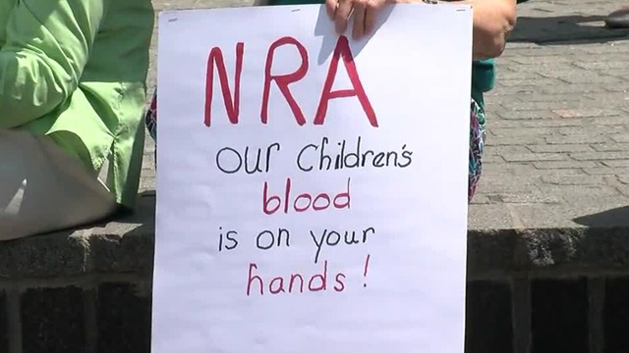 Denver's March on NRA is this Saturday. Here's why people are marching.