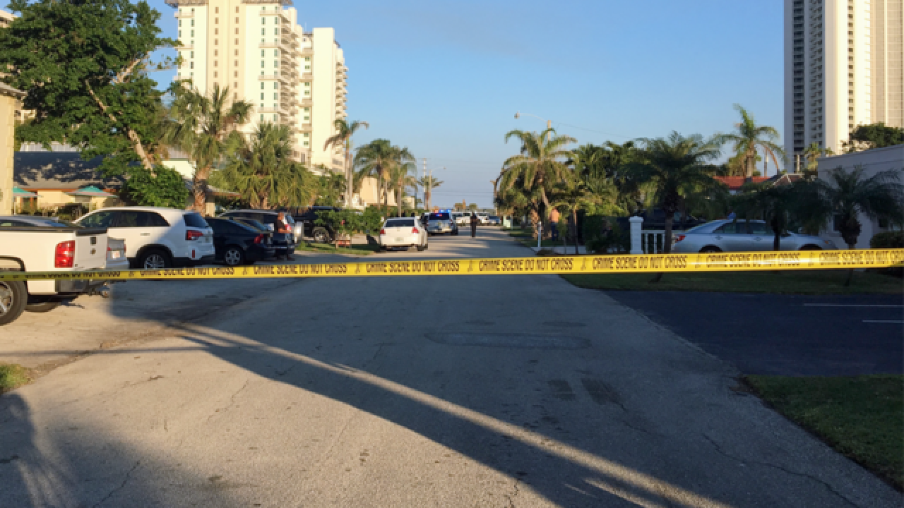 Police identify two people killed in Singer Island murder-suicide