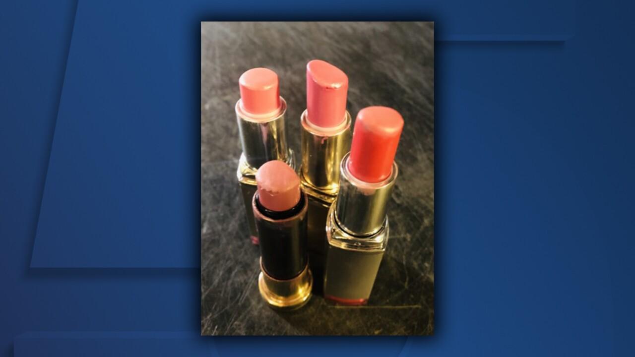 Lipstick Domestic Violence Victims