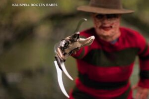 Spooky photoshoot gives back to Flathead Valley community
