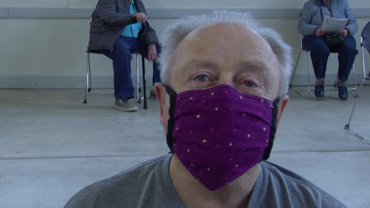 Belt resident Larry Howes