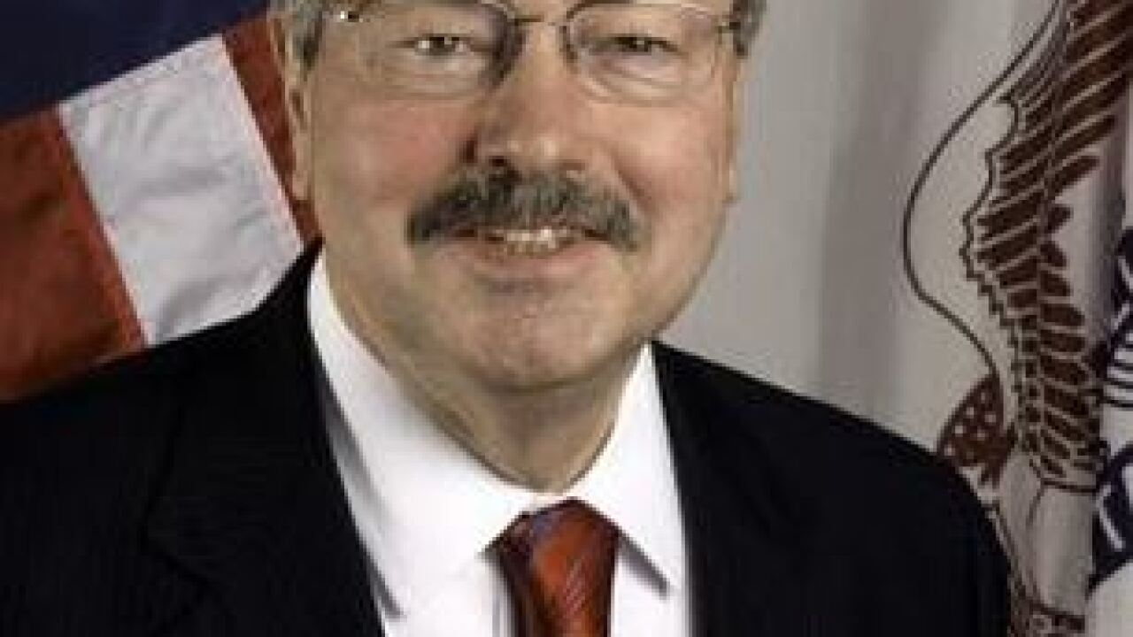 Iowa Gov. Branstad issues statement after being nominated to serve as  U.S. Ambassador to China